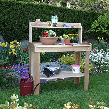 Potting Bench - 4' x 2'