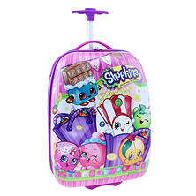 "Shopkins 16.5"" ABS Rolling Luggage"