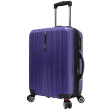"Traveler's Choice 21"" Tasmania Spinner Luggage"