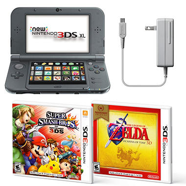 Nintendo Ds Xl Bundle