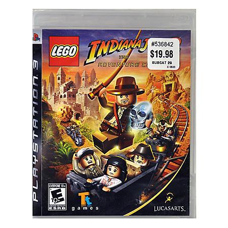 LEGO IND JONES 2 PS3 PS3 VIDEO GAME