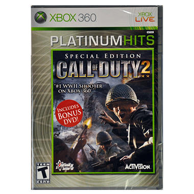 CALL OF DUTY 2 PH X360