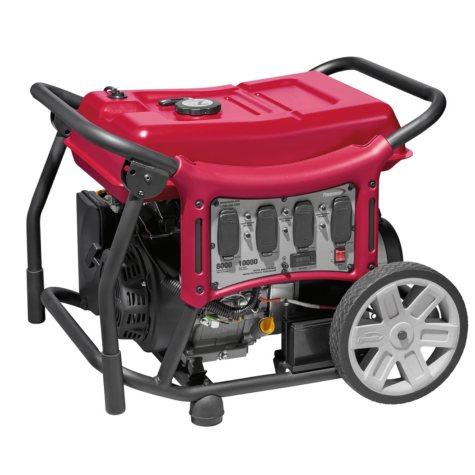 Powermate CX Series 8000 Portable Generator