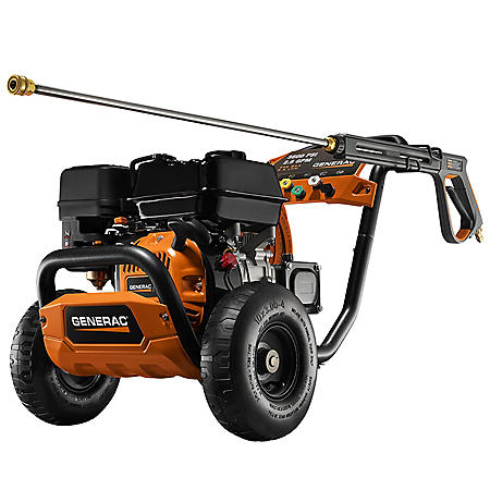 Generac 3600 PSI, 2.6 GPM Commercial Pressure Washer