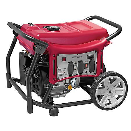 Powermate CX Series 5500W Portable Generator