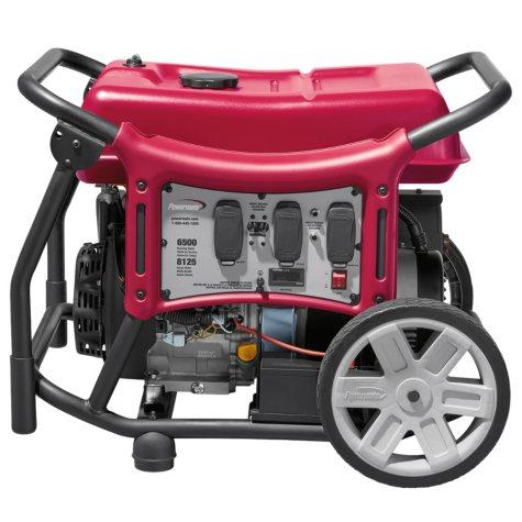 Powermate CX Series 6500W Portable Generator