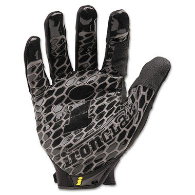 Ironclad Box Handler Gloves, Black (X-Large)