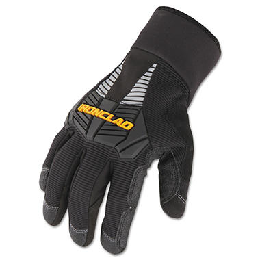Ironclad Cold Condition Gloves, Black (X-Large)