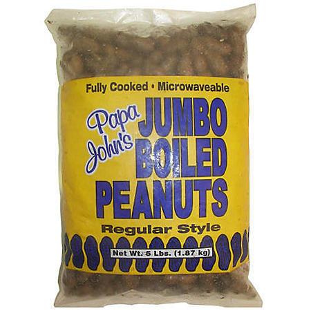 Papa John's Peanuts - 5lbs