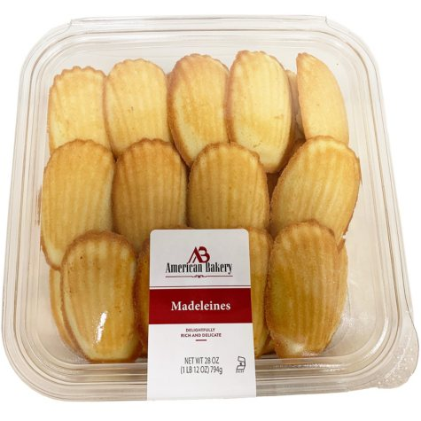 American Bakery Madeleines (28 ct.)