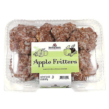 Apple Fritters (32 oz., 8 ct.)