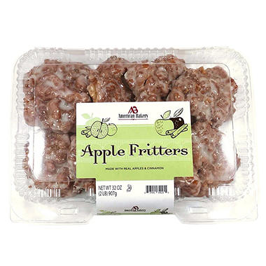 Sugar Bowl Bakery Glazed Apple Fritters (8 ct.)