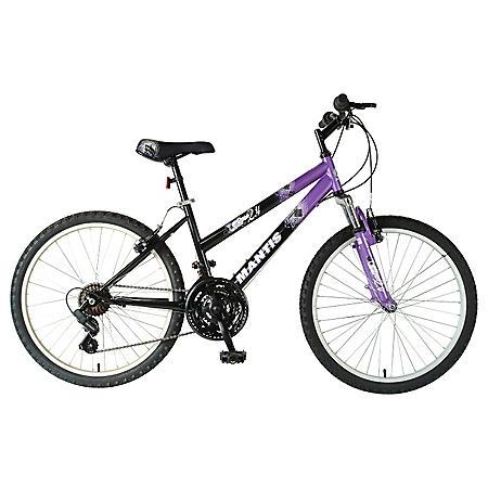 "Mantis Raptor Girl's Mountain Bike - 24"""