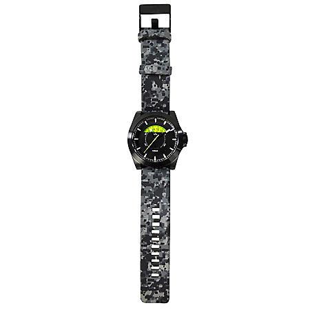 Diesel Arges Camo Leather Men's Watch