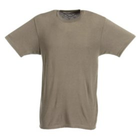 Rock Face Big & Tall Military PT Crew Neck T-Shirt