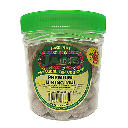 Premium Sweet Li Hing Mui (18oz)