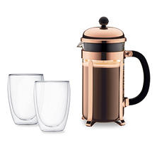 Bodum Chambord French Press Set
