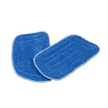 SALAV 2-Pack Mop Pad Refill Set for Salav STM-501 Steam Mop