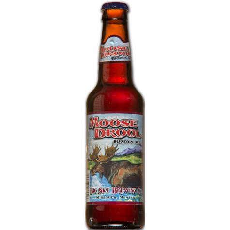 Big Sky Moose Drool Brown Ale (12 fl. oz. bottle, 6 pk.)