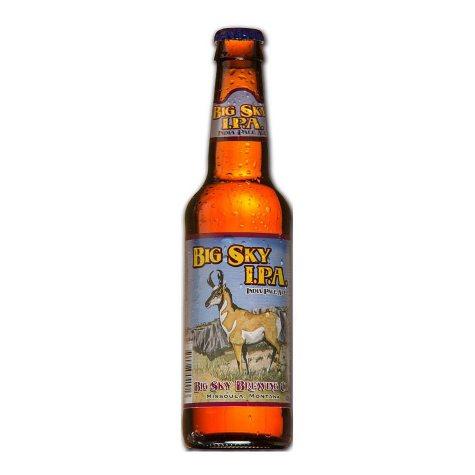 Big Sky Brewing Co. IPA (12 fl. oz. bottle, 6 pk.)