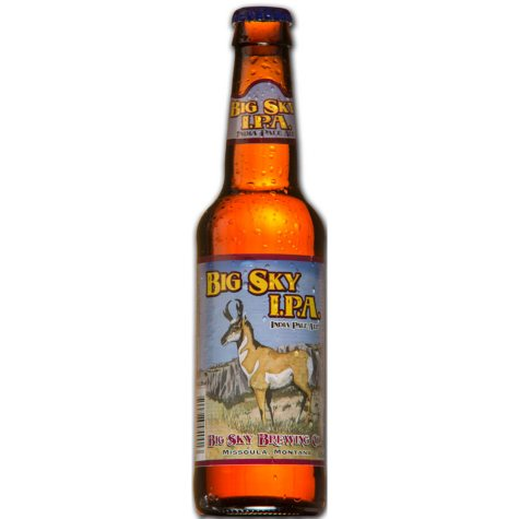 Big Sky Brewing Co. IPA (12 fl. oz. bottle, 12 pk.)