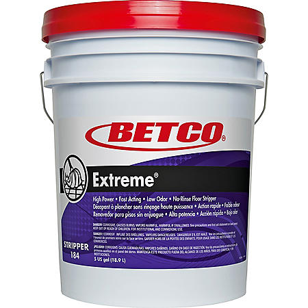 Betco BET1840500 Extreme Floor Stripper (5 gallon)