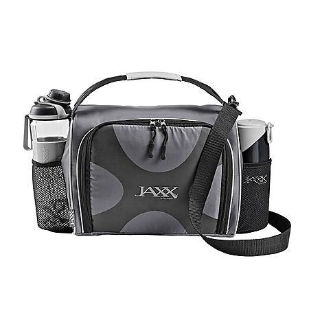 JAXX FitPak Deluxe Meal Prep Bag (Various Colors)