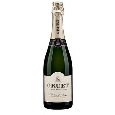 Gruet Winery Blanc de Noirs Sparkling Wine (750 ml)