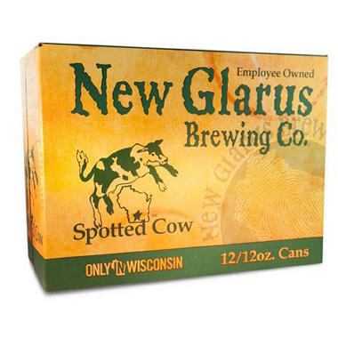 New Glarus Moon Man Pale Ale (12 fl. oz. can, 12 pk.)