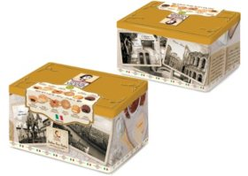Matilde Vicenzi Italian Pastry and Cookie Tin (1.54 lbs.)