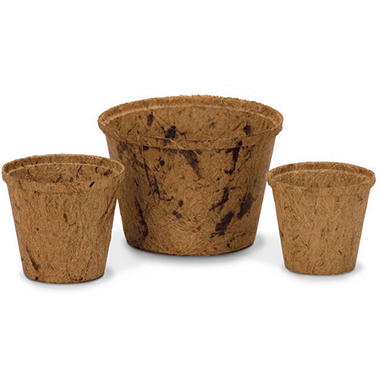 Coir Growing Pots