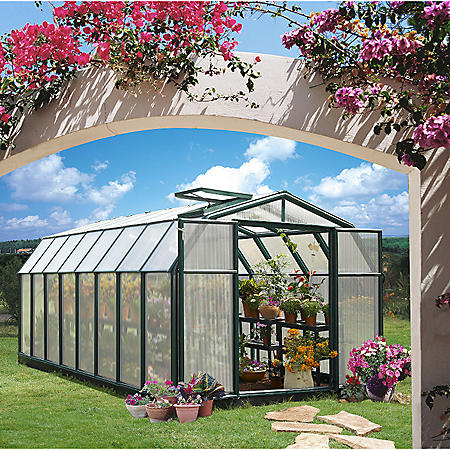 "Rion Professional Greenhouse - 8'6""W x 20'L"
