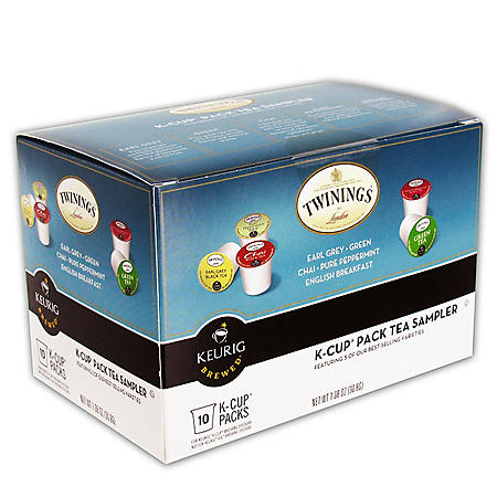 Twinings of London Variety Pack Tea K-Cup (60 ct.)