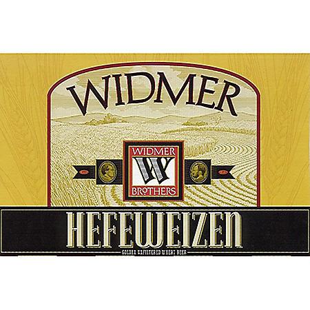 WIDMER HEFEW 12 / 12 OZ BOTTLES