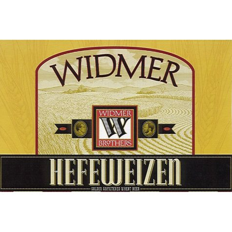 Widmer Brothers Brewing Hefeweizen (12 fl. oz. bottle, 12 pk.)
