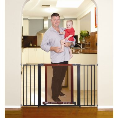 Dreambaby Metropolitan Gate Double Pack Includes Two 2 5 And Two 7