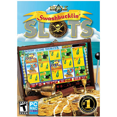 Hoyle Swashbucklin' Slots - PC/Mac