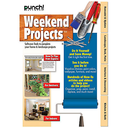 PUNCH WEEKEND PROJCT PRODUCTIVTY SOFTWARE