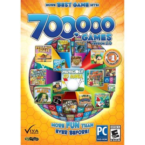 700,000 Games Version 2.0