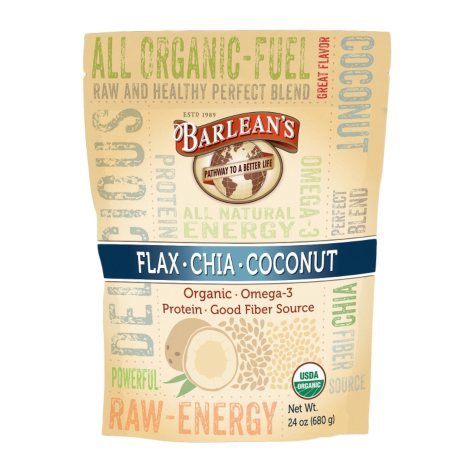 Barlean's Organic Flax Chia Coconut Blend (24 oz.)