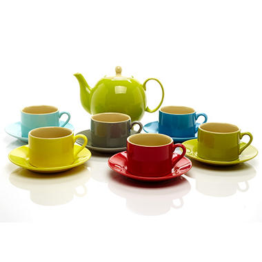 Siena Tea Set - 13 pcs.