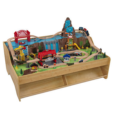 Grand Central Station Train Set  Table Sams Club - Train set table