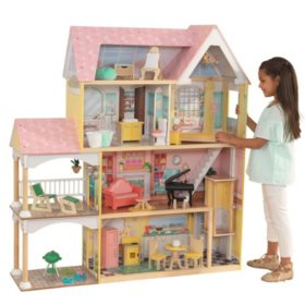 KidKraft Lola Mansion 4' Dollhouse