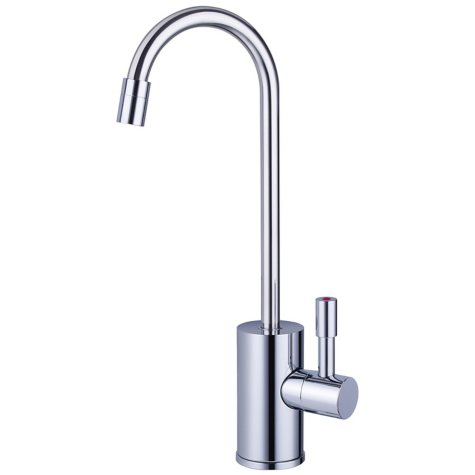 Ready Hot Single Lever Faucet (Hot Water Only) in Chrome Finish - Hot Water Tank Not Included