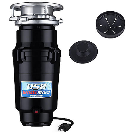 Waste Maid 1/2 HP Economy Disposer