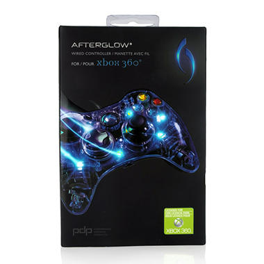 PDP Afterglow Controller for the Xbox 360 - Various Colors
