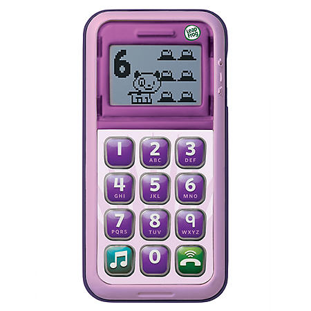 LeapFrog® Chat & Count Cell Phone