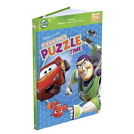 LeapFrog® Tag™ Game Book: Pixar Pals