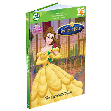LeapFrog® Tag™ Early Reader Book: Disney Beauty and the Beast: The Enchanted Rose