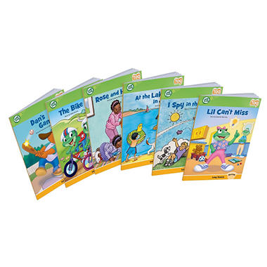 LeapFrog® Tag™: Long Vowels, Silent E and Y